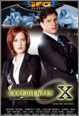 Expedientes X (Parodia XXX)