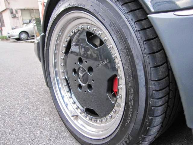 amg aero wheels