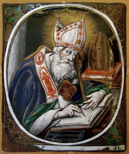 San Basilio Magno dans immagini sacre san+ambrosio