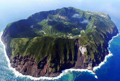 Ilha Aogashima – Japão