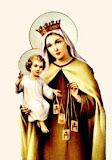 Nossa Senhora do Carmo, padroeira