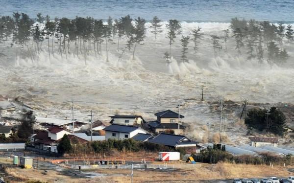 Japan Earthquake Today Tsunami