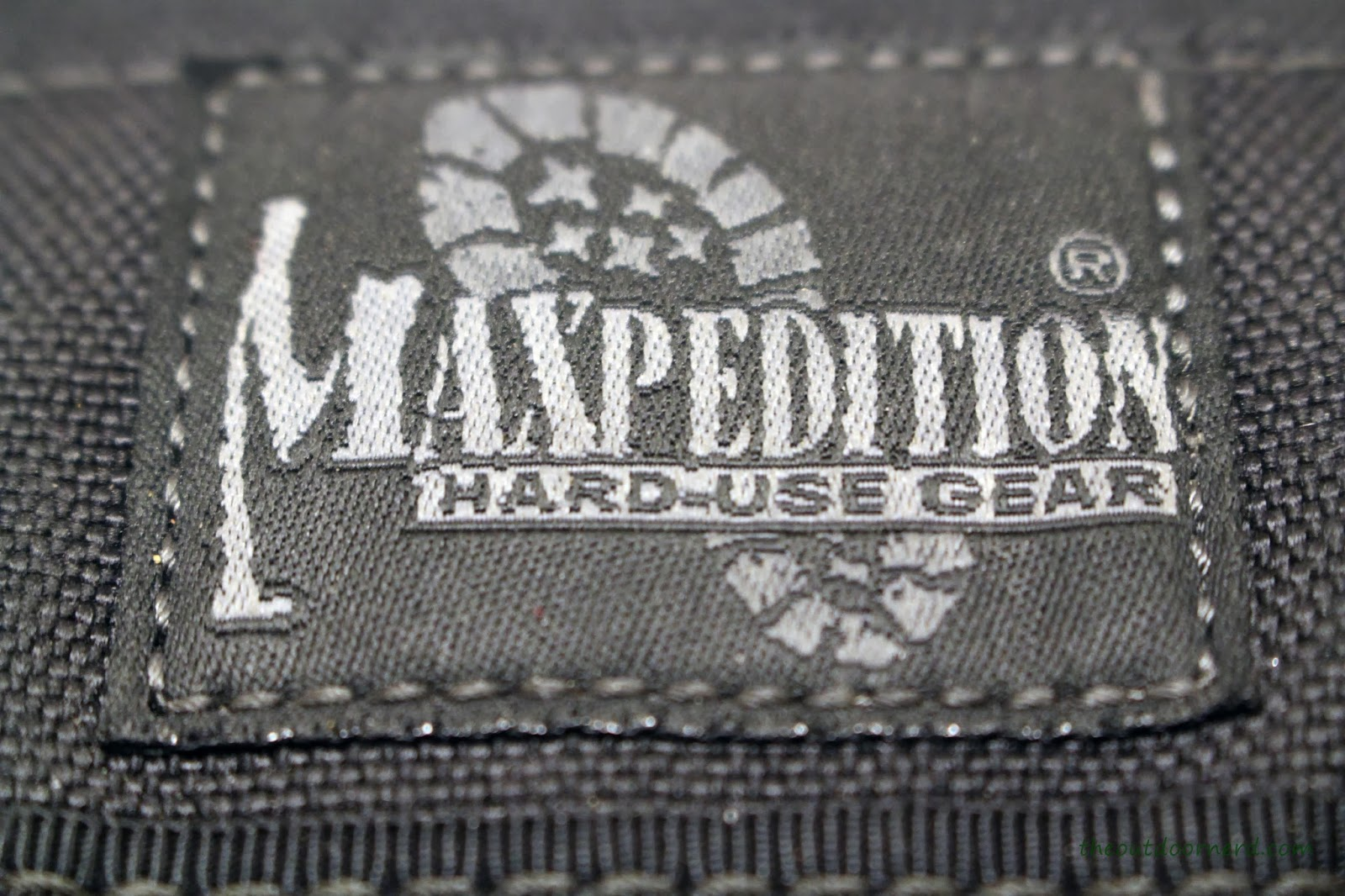Maxpedition C.M.C Wallet - Hard Use Gear Tag