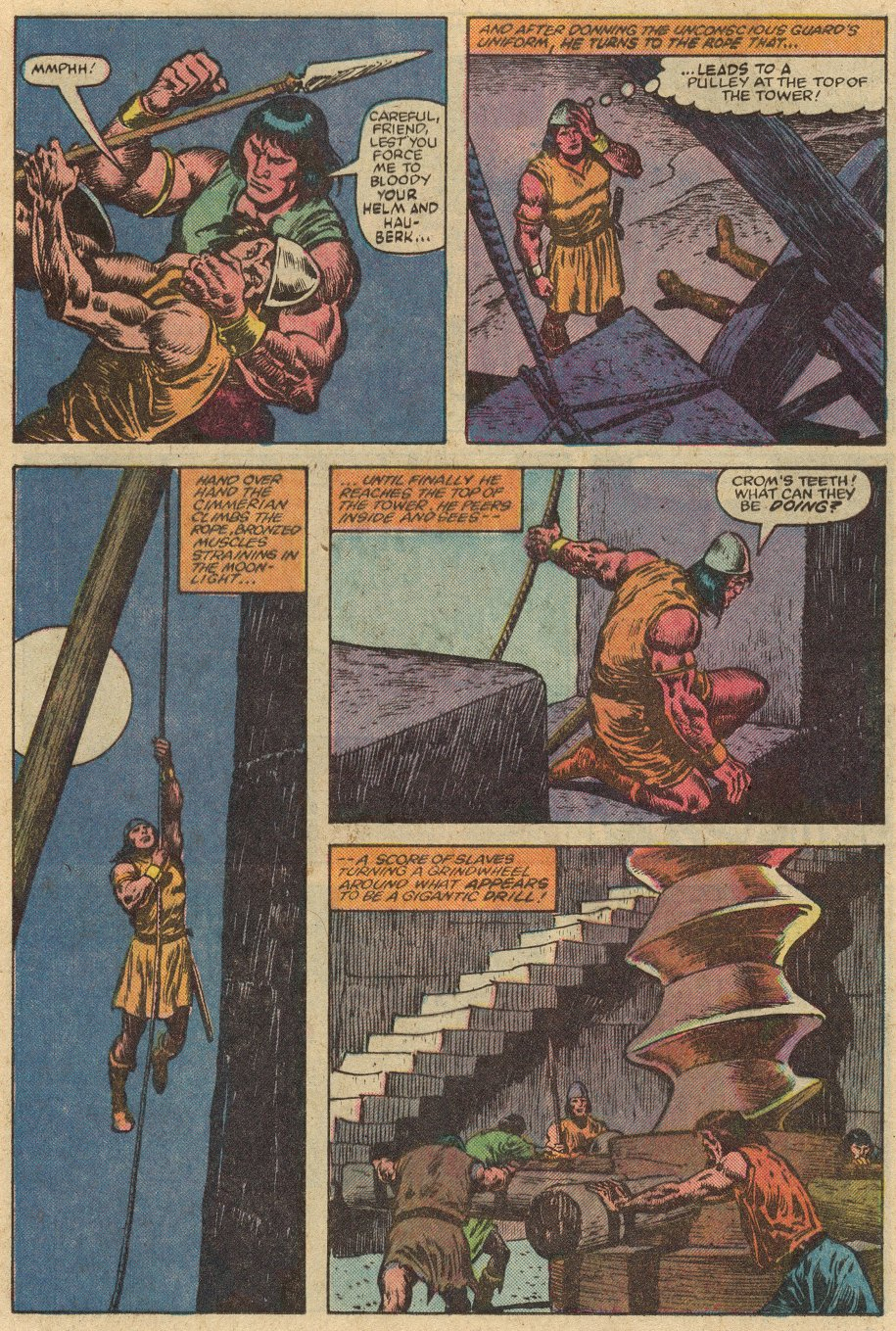 Conan the Barbarian (1970) Issue #147 #159 - English 14