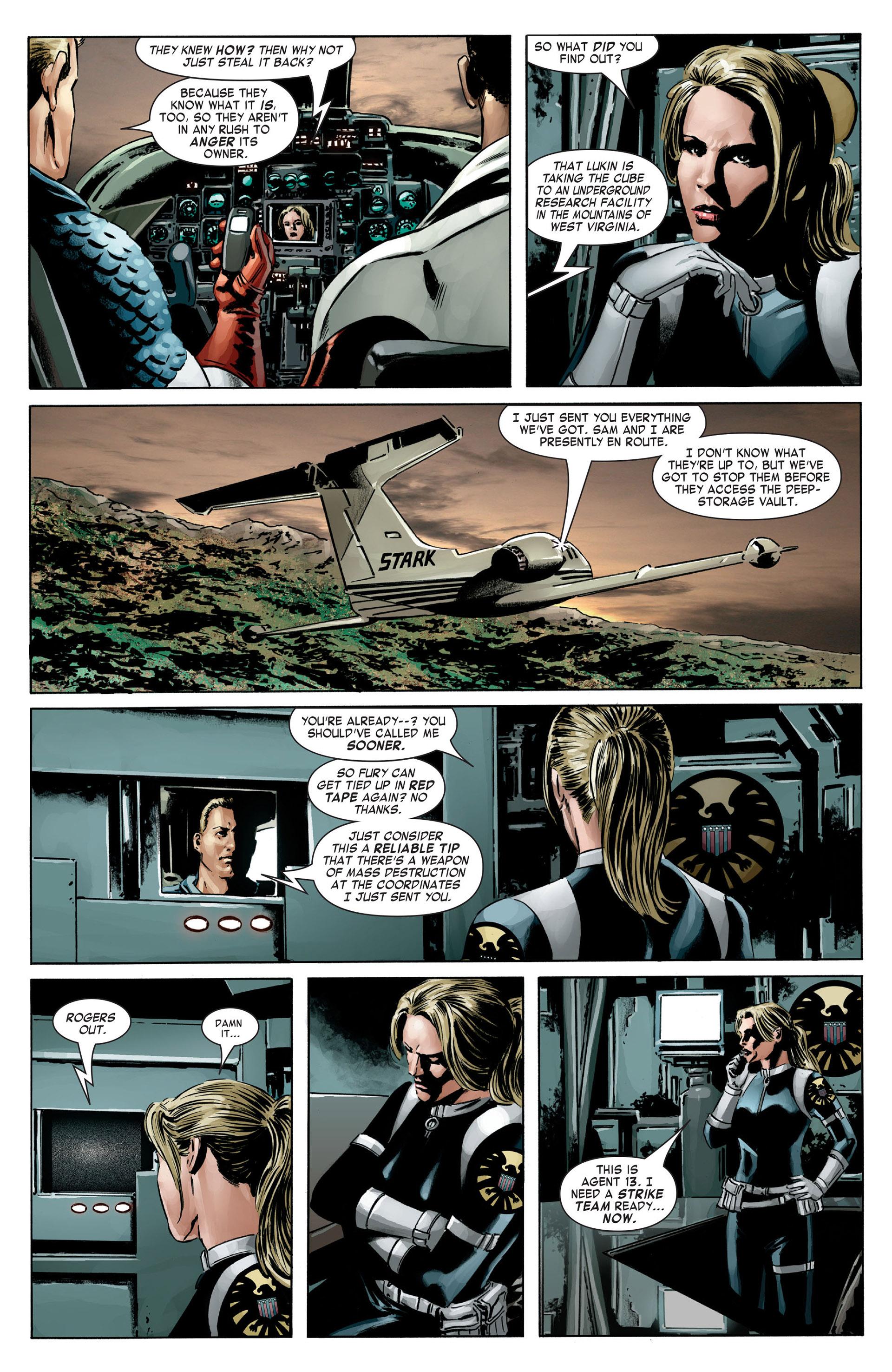 Captain America (2005) Issue #13 #13 - English 20
