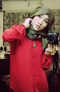 Hijab Modern Ala Hana Tajima Terbaru