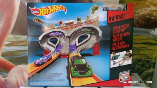 Hot Wheels Super Speed Blastaway