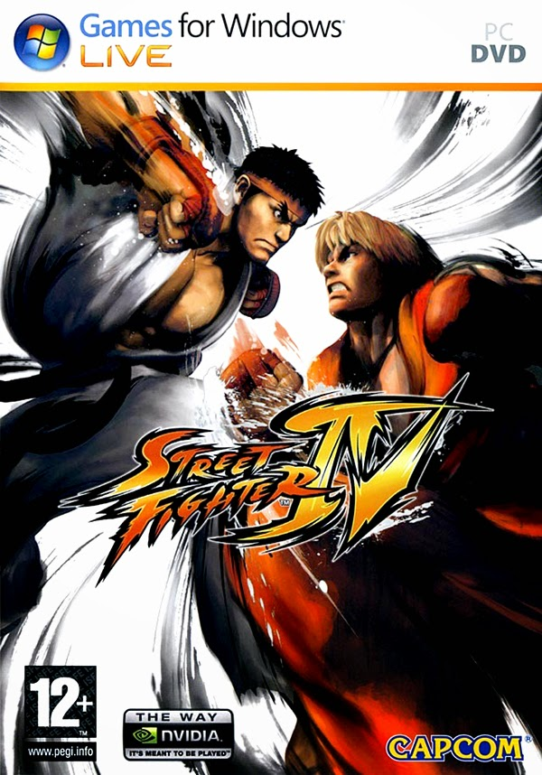 Free Download Street Fighter IV