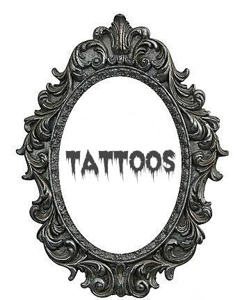 Oval Frame Tattoo Design Oval Frame Tattoo Design R Nongzico