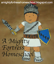 A Mighty Fortress Homeschool