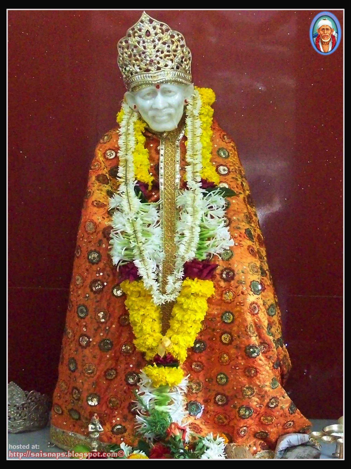 Sai Wallpaper: Shirdi Sai Baba Mandir, Sri Sai Bala Mitra ...