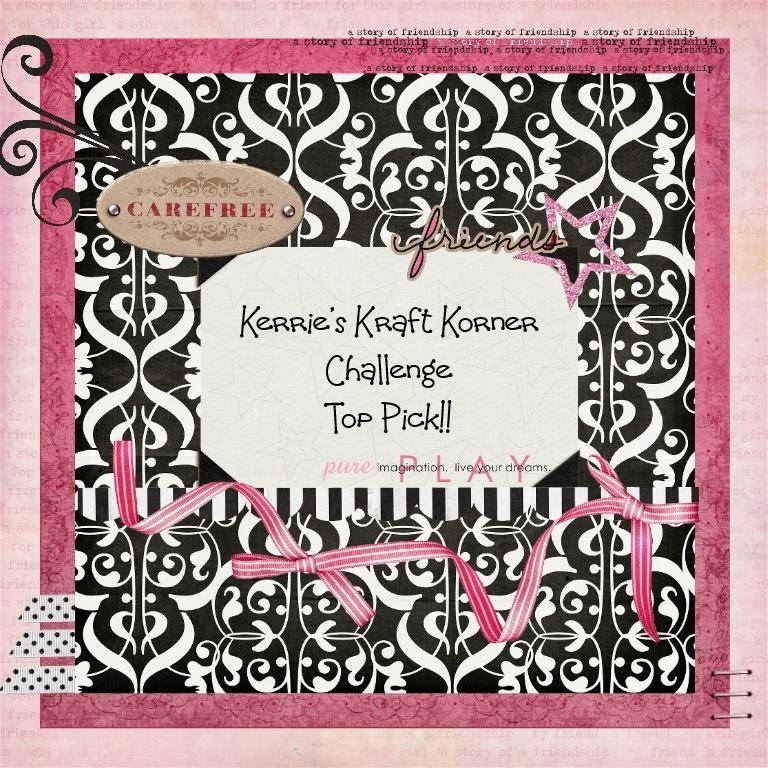 Challenge Top Pick