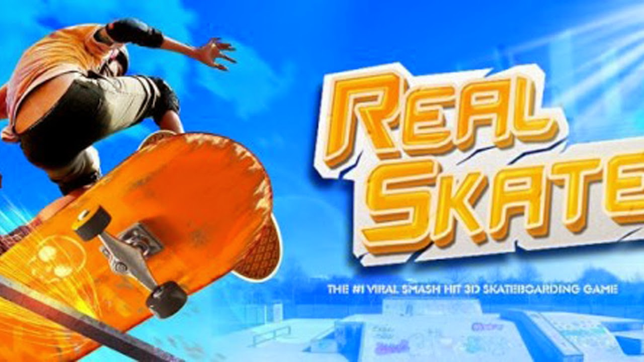 Real Skate Gameplay Android