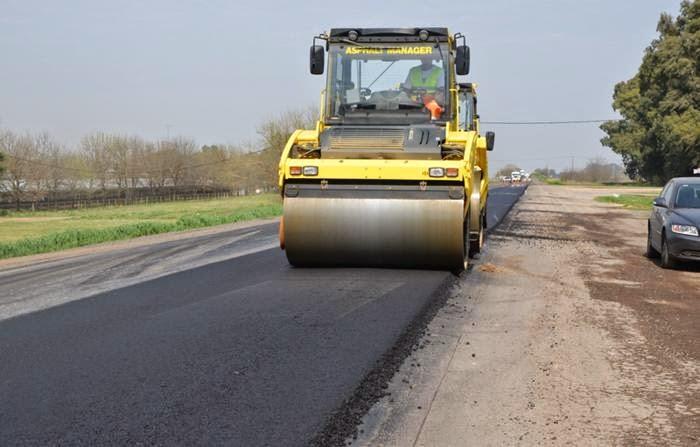 Scioli licitará la construcción del puente que conecta Pringles con Suárez
