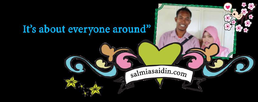 Still the same Salmia [Personal Blog]