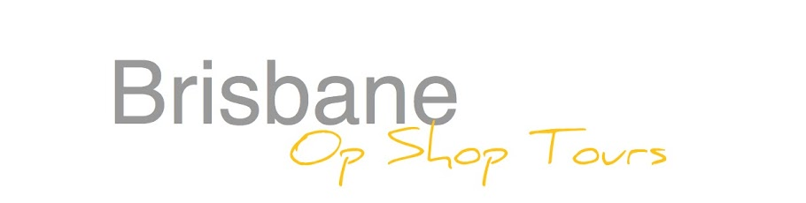 Brisbane Op Shop Tours
