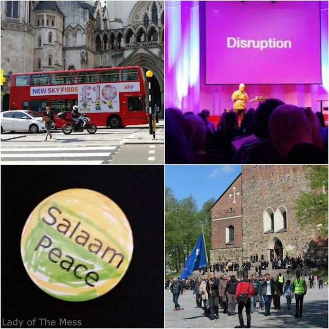 Lontoo, peace, interfaith, uskontojenrauhankävely, rauha, salaam