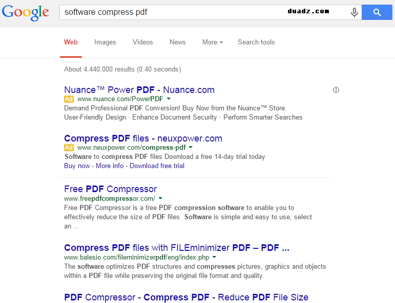 The Best Compress PDF Software Must Try !