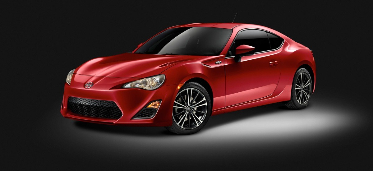 2016 Scion FR-S 1080p Wallpapers