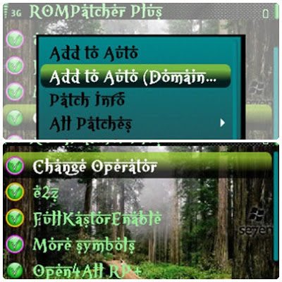 hasil akhir moding MENAMBAH ADD TO AUTO ( DOMAIN SERVER ) DI ROMPATHERPLUS