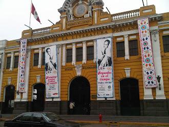 Arquitectura en Lima perteneciente a la época de la Revolución Industrial