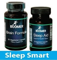 NEED A GOOD NIGHT'S SLEEP? HAVE AGE-RELATED MEMORY LOSS? CHECK OUT BOOMER PRODUCTS