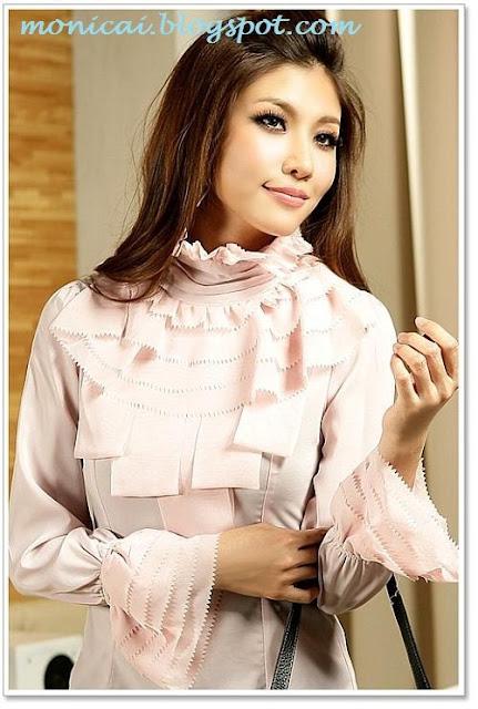 26 Model Baju Korea Terbaru Bak Artis Korea