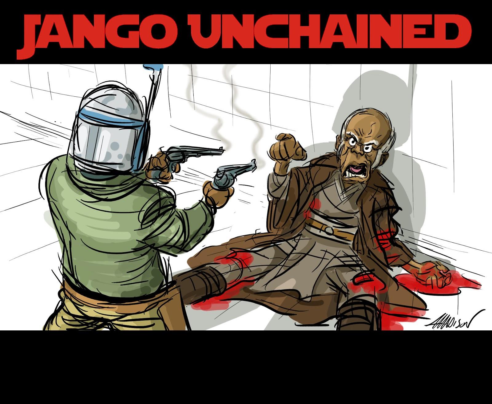 Popped Culture Jango Fett Unchained