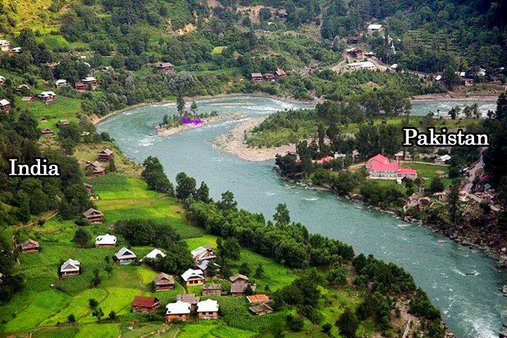 loc border of india and pakistan relationship