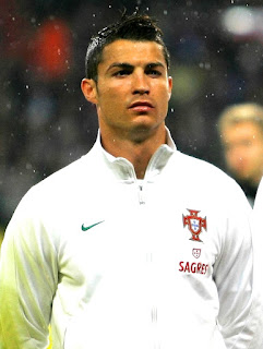 Biography Cristiano Ronaldo Real Madrid star