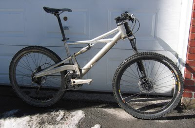 2005 cannondale prophet 800 with