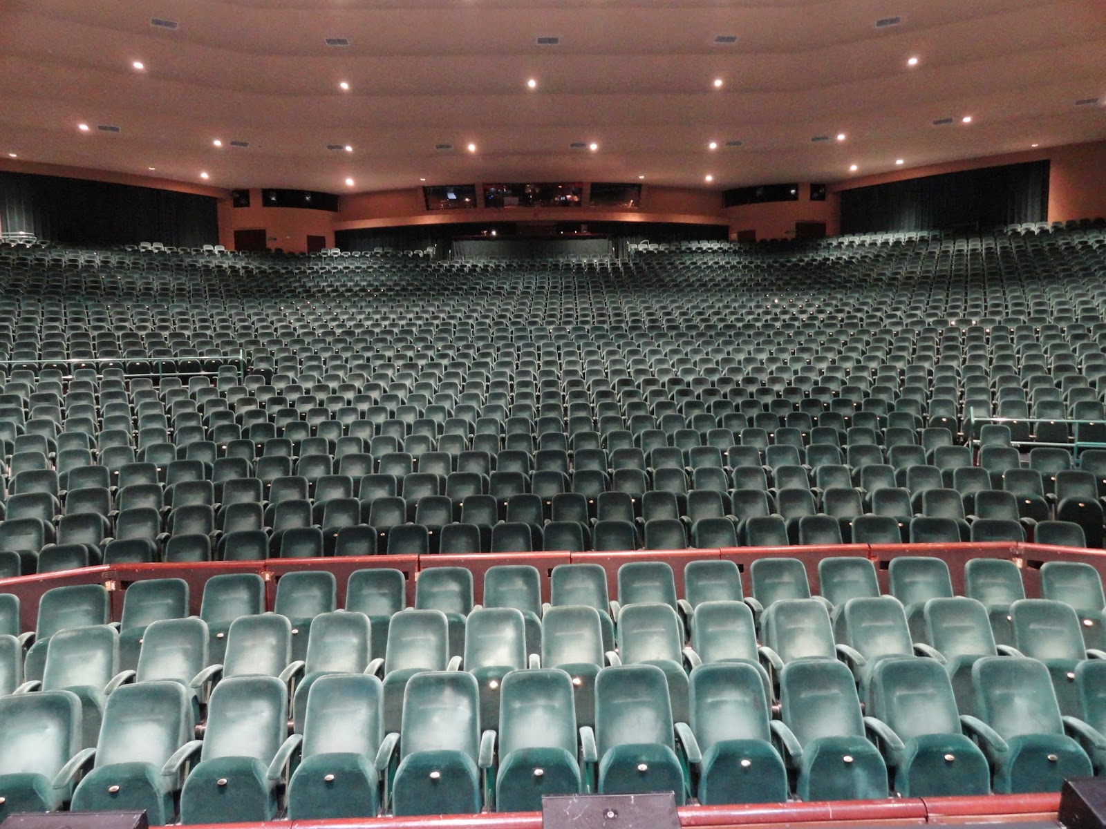Seating Charts Ruth Eckerd Hall