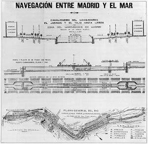 RIO MANZANARES Y EL MAR