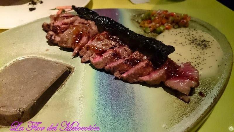 Menú degustación Ikibana