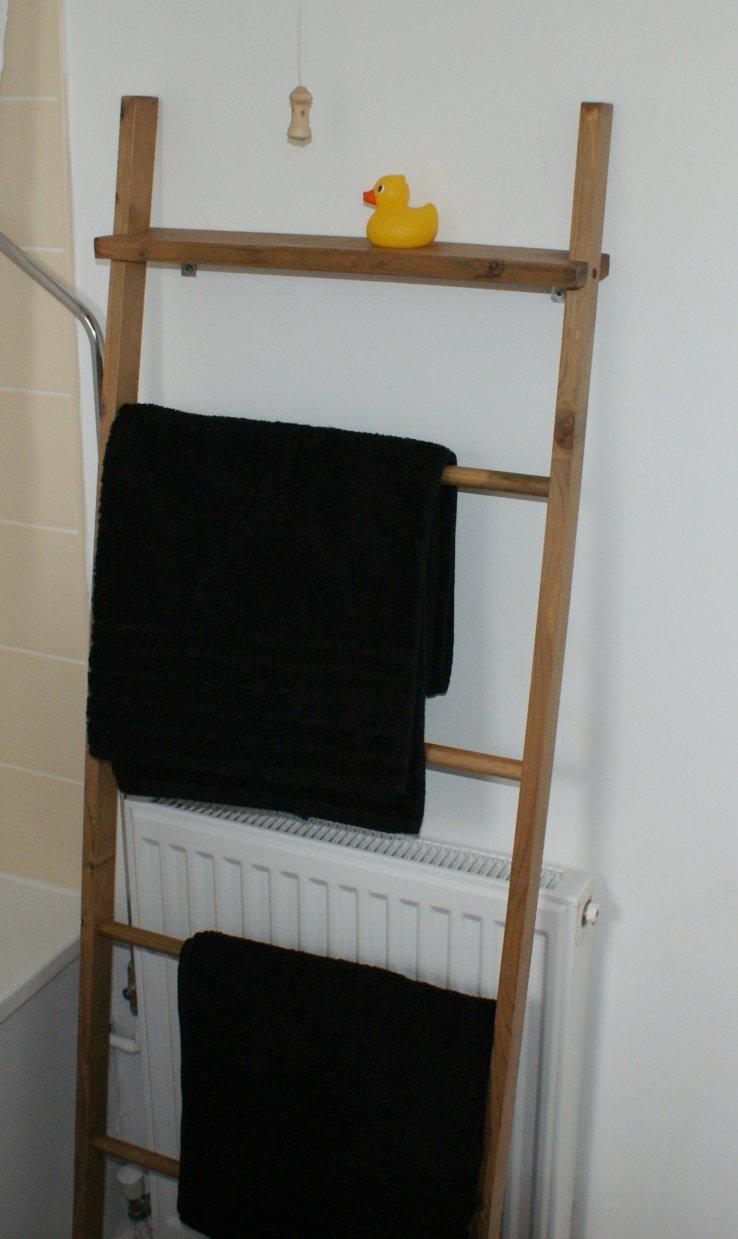 Bathroom towel rail sets - The Shed And Beyond Handmade Bathroom Set Part 1 Towel Rail