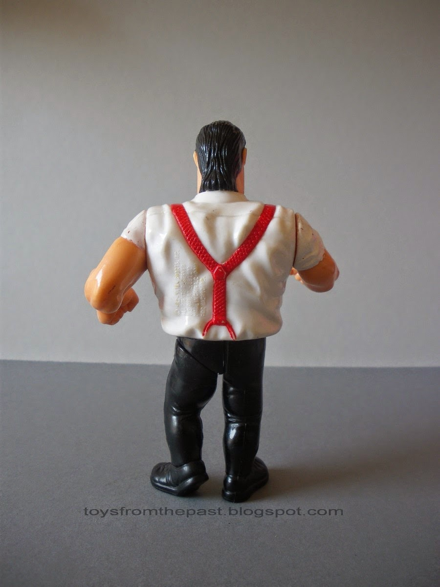 star toy wwf c 1991 hogan