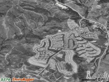Portola Hills Tract Map