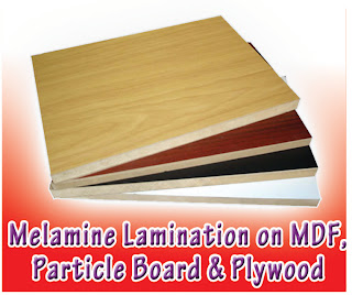 Westbay multi resources inc your building materials for Particle board laminate finish