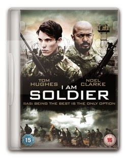 I Am Soldier BRRip Legendado