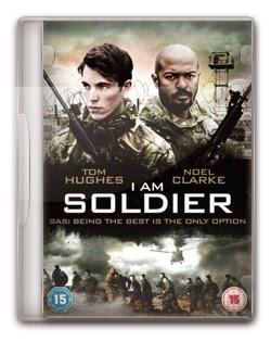 I Am Soldier BRRip Legendado