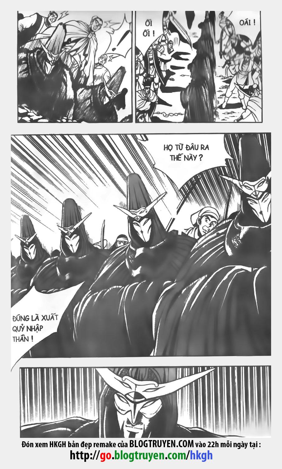 Hiệp Khách Giang Hồ - Hiệp Khách Giang Hồ Chap 065 - Pic 14