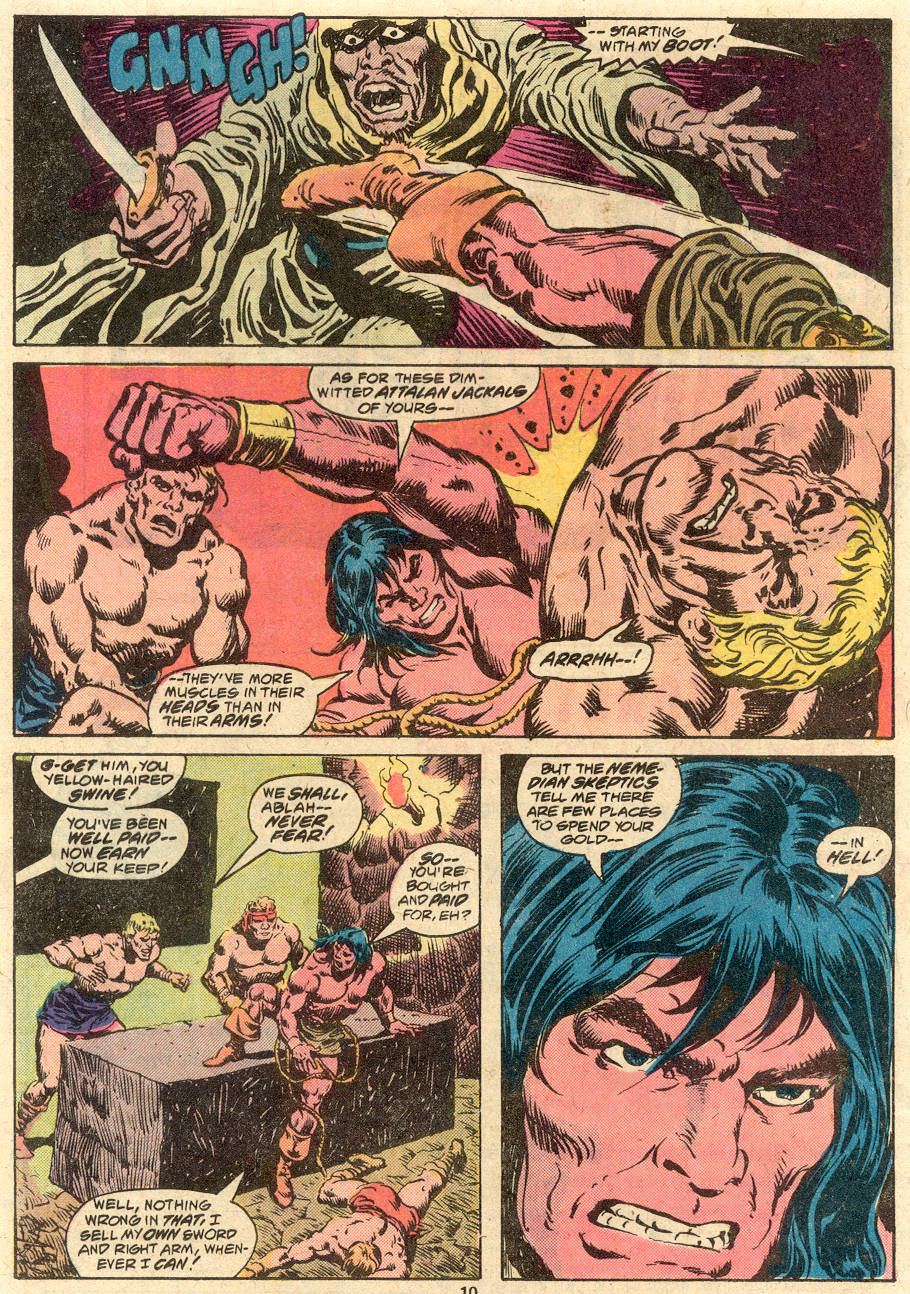 Conan the Barbarian (1970) Issue #80 #92 - English 7