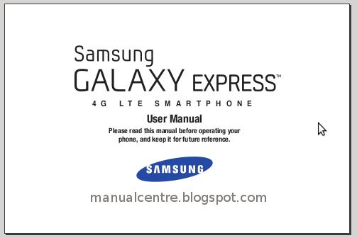 samsung galaxy express gt 18730 user manual