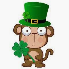 Irish Monkey!