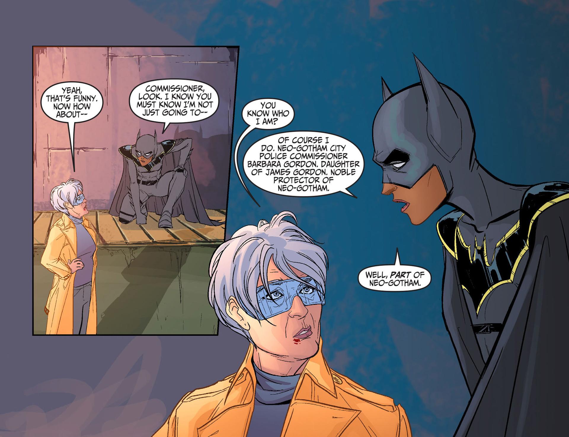 Batman Beyond (2012) Issue #27 #27 - English 17