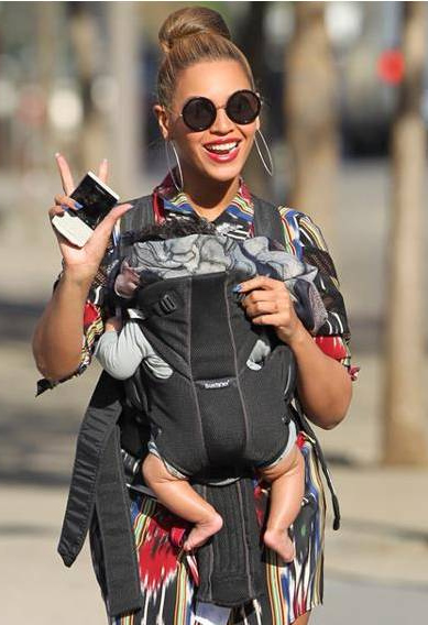 Beyonce Kid Pictures