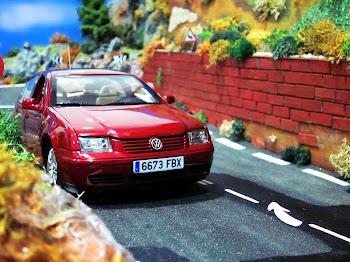 Volkswagen Bora 1.8T '03  CM Models / Paudi Models