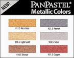 New METALLIC PanPastel
