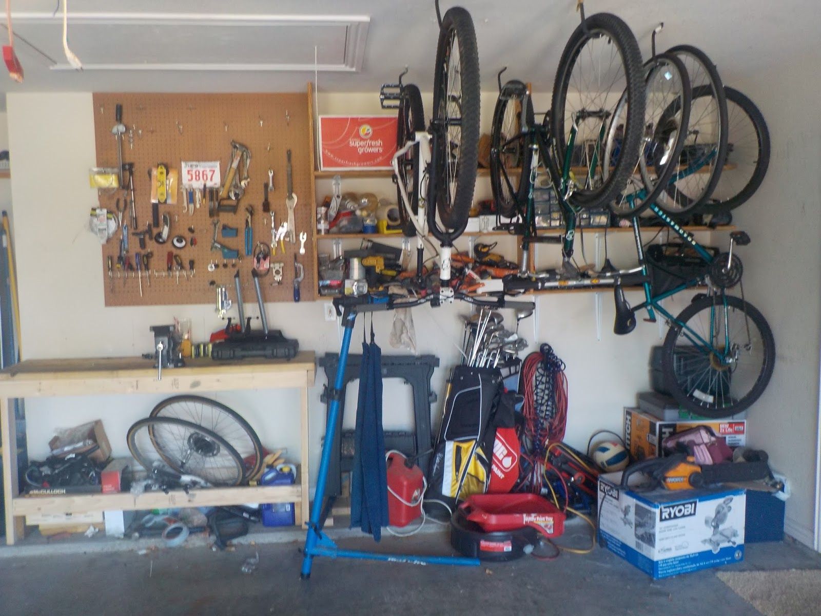 A bicycle 39 s point of view for Motorized bicycle repair shop