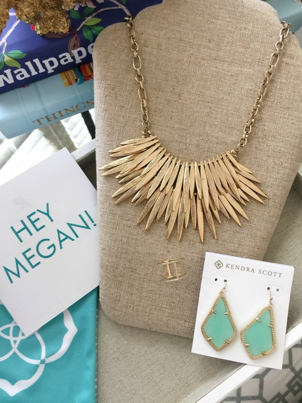 Summer Fashion - Rocksbox jewelry - Kendra Scott earrings